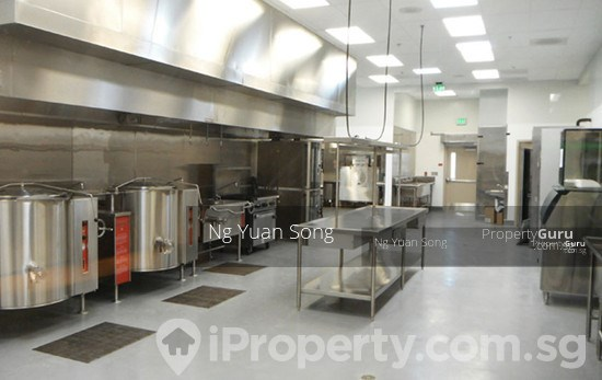 West Food Factory   Central Kitchen For Rent