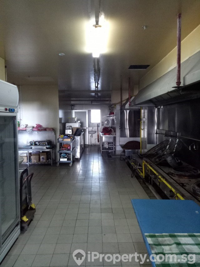 Woodlands Food Factory | Central Kitchen For Rent