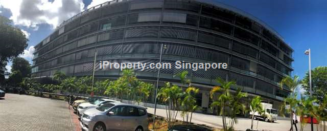 Bishan Industrial Office 11000sqft Fully fitted