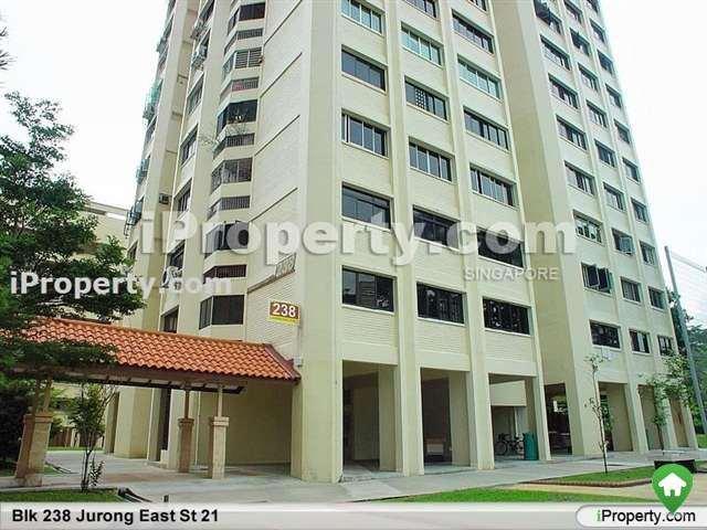 Jurong East, Blk 238