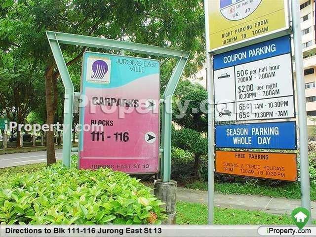Jurong East, Blk 111