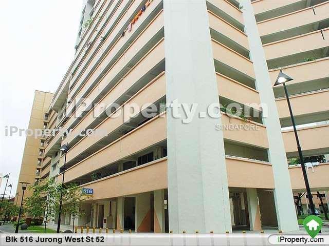 Jurong West, Blk 516