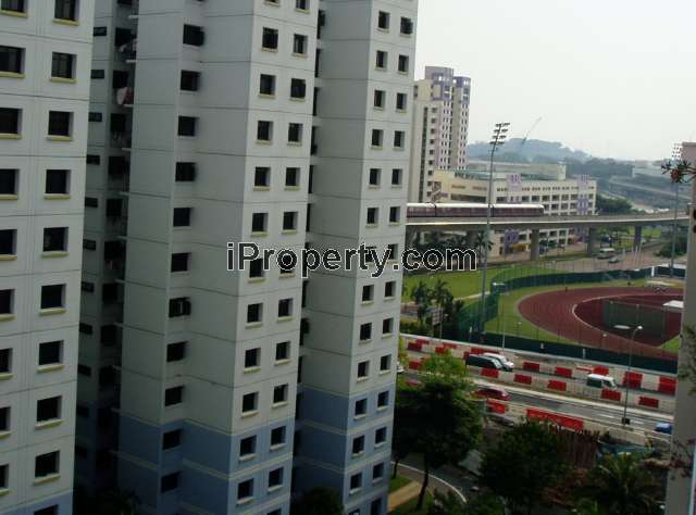 Jurong West, Blk 268