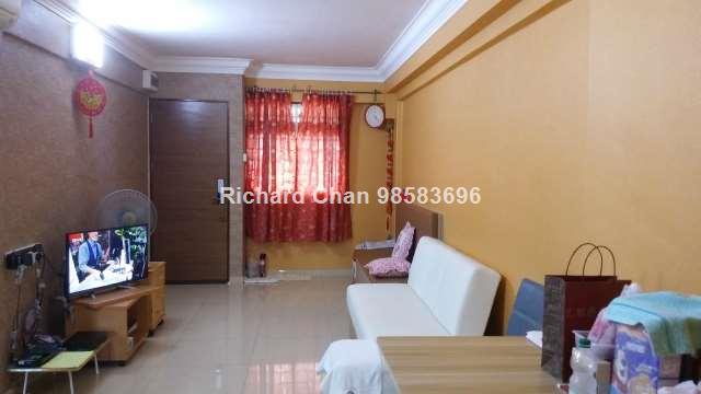 Ang Mo Kio, Blk 557