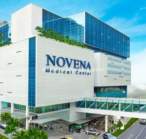 Novena Medical Center For Lease