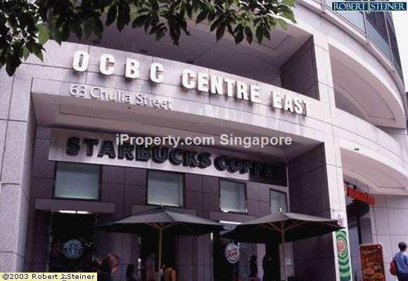 OCBC Centre - Office For Lease