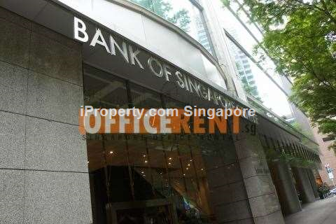 Bank of Singapore Centre - Office For Lease