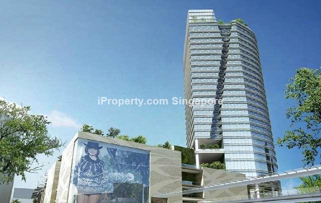 Westgate Tower, 3 Gateway Drive