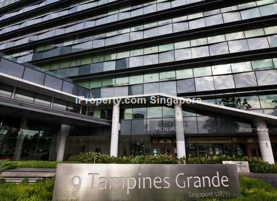 Tampines Grande - Office For Lease