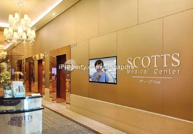 Scotts Medical Centre, For Lease