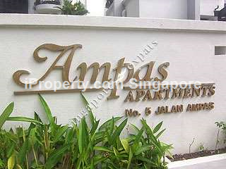 Ampas Apartment FOr Lease