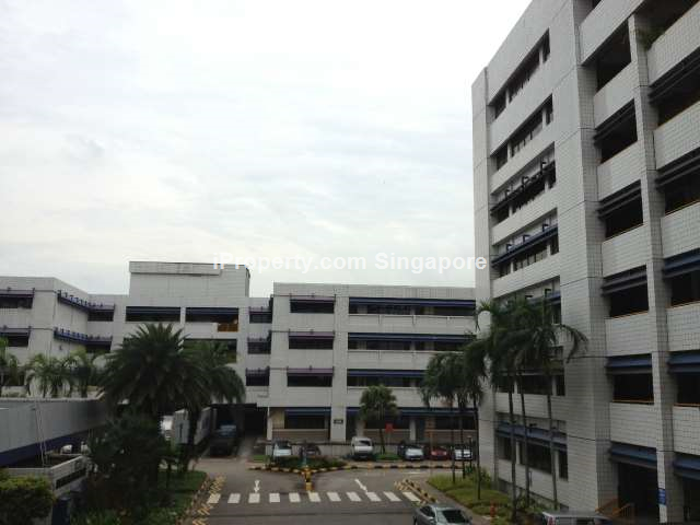 Techplace 1 - Factory For Lease