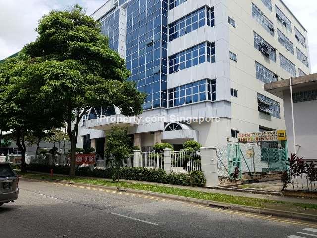 CES Building - 2mims Ubi MRT