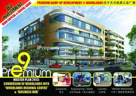 E9 PREMIUM - For Lease