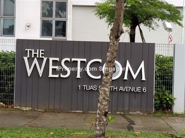 The Westcom, 1 Tuas South Avenue 6 637021