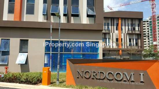Nordcom One - For Lease
