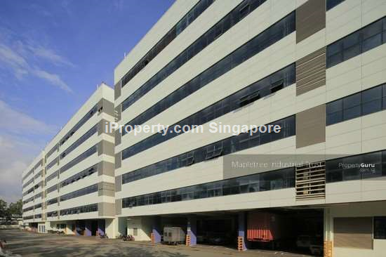 Loyang Way Ind Estate Factory For Lease