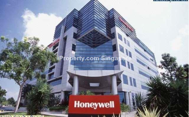 Honeywel @Changi Business Park