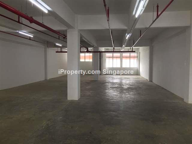 Kaki Bukit Avenue 1