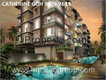 @ Still Road. New Launch! Mins MRT!  Freehold, 2+Study&Penthouses(2/2+S/3+S)