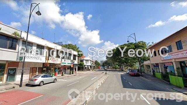 Wilkinson Road - Mountbatten - Mountbatten