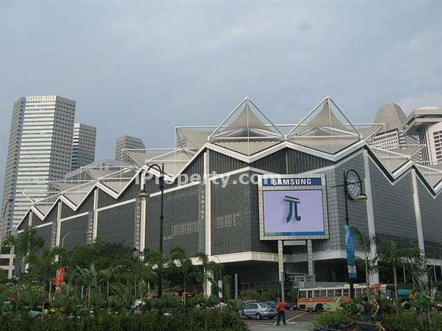 Office space for rent in Suntec City