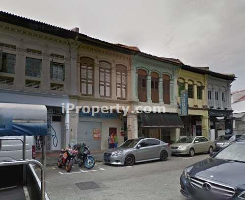 Shop house for Sale. Oversea Buyer can Buy too
