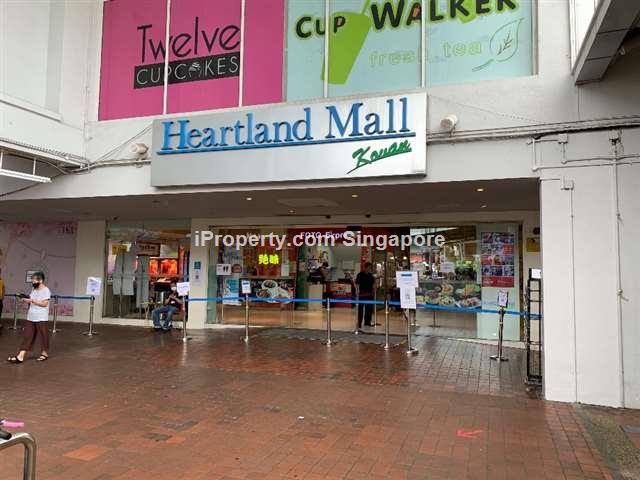 Heartland Mall - Kovan
