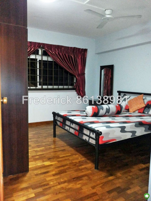 1 Bedroom 5 Rooms Hdb Flat For Rent In Tampines