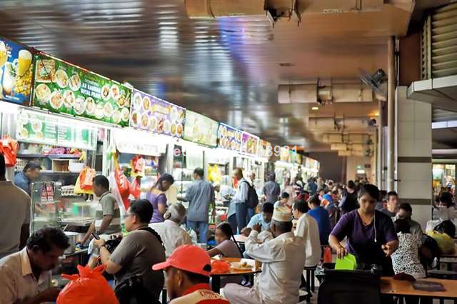 Rare! Hawker Stall for Assignment at Famous Tekka Hawker Centre