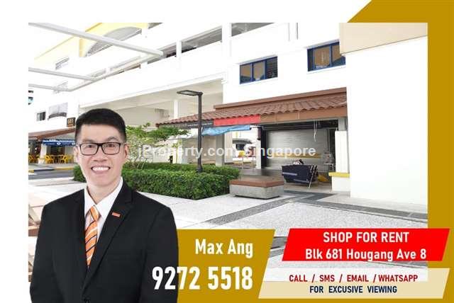 Blk 681 Hougang Avenue 8
