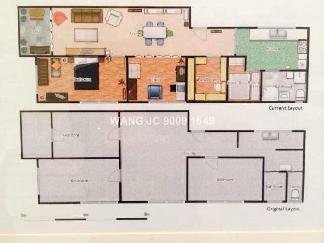 Beautiful walkup apartment ideal for expat