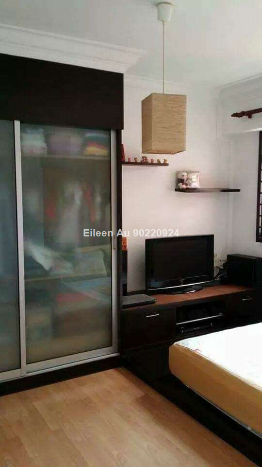 1 Bedroom 4 Rooms Hdb Flat For Rent In Jurong West