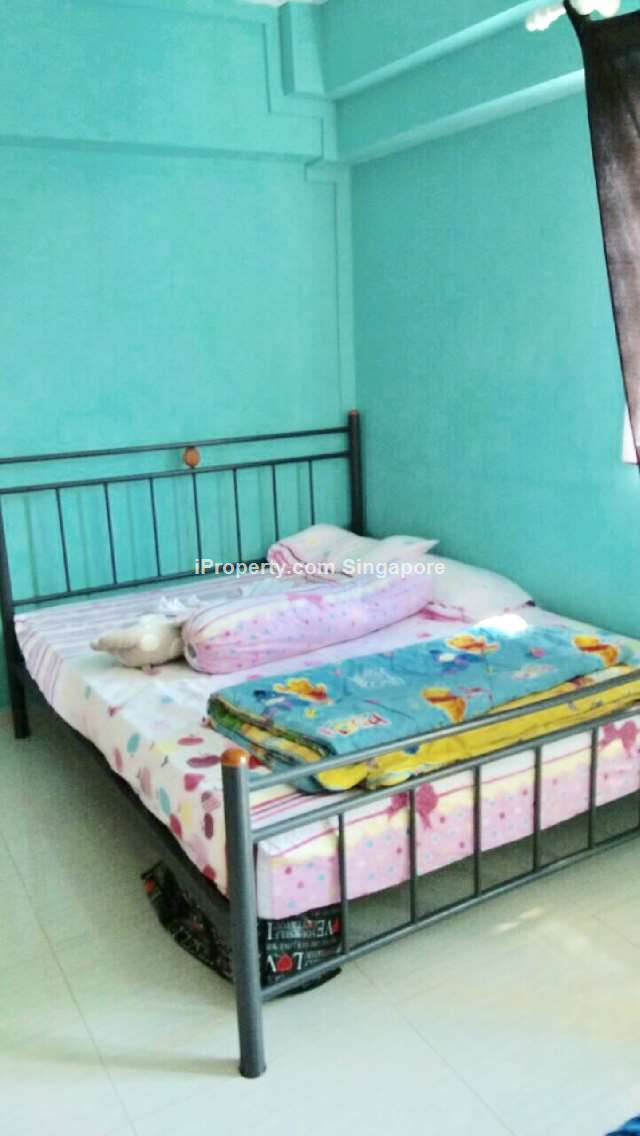 1 Bedroom 4 Rooms Hdb Flat For Rent In Jurong East
