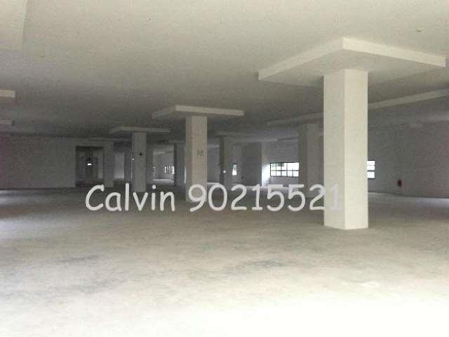 New B1 Factory Cum Office Near Eunos MRT